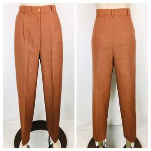 VTG 60's D'Henrry High-Waist Trouser Pants
